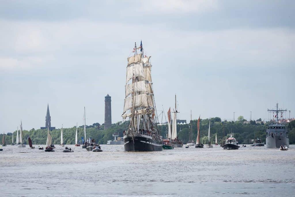 Parade nautique