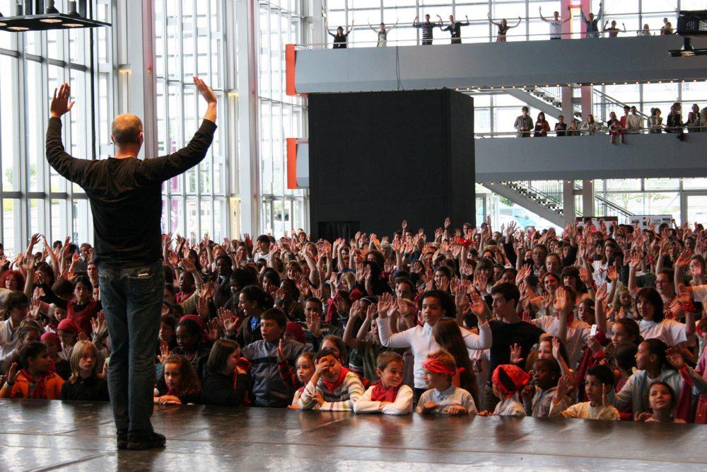 CNDC / SCHOOLS - Rencontre Internationale des Ecoles de Danse - mai 09