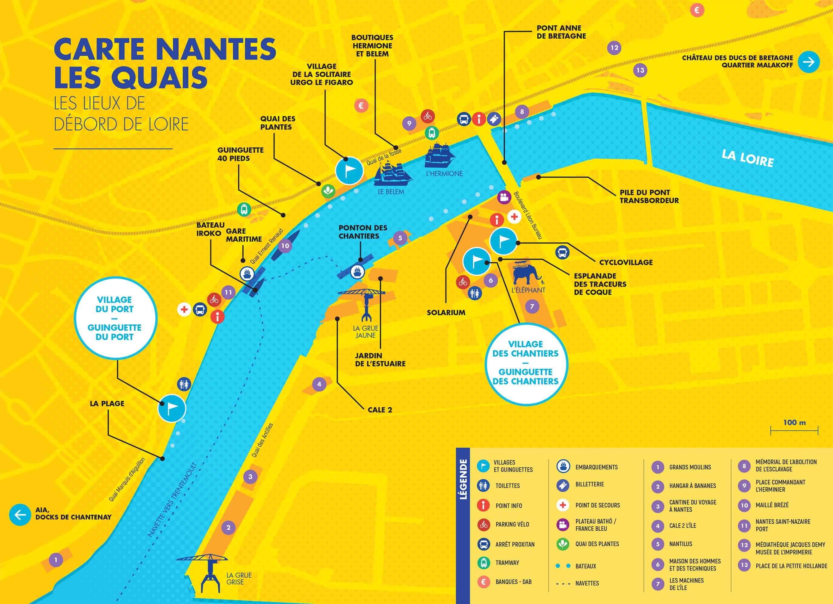 Pratique A Nantes Debord De Loire